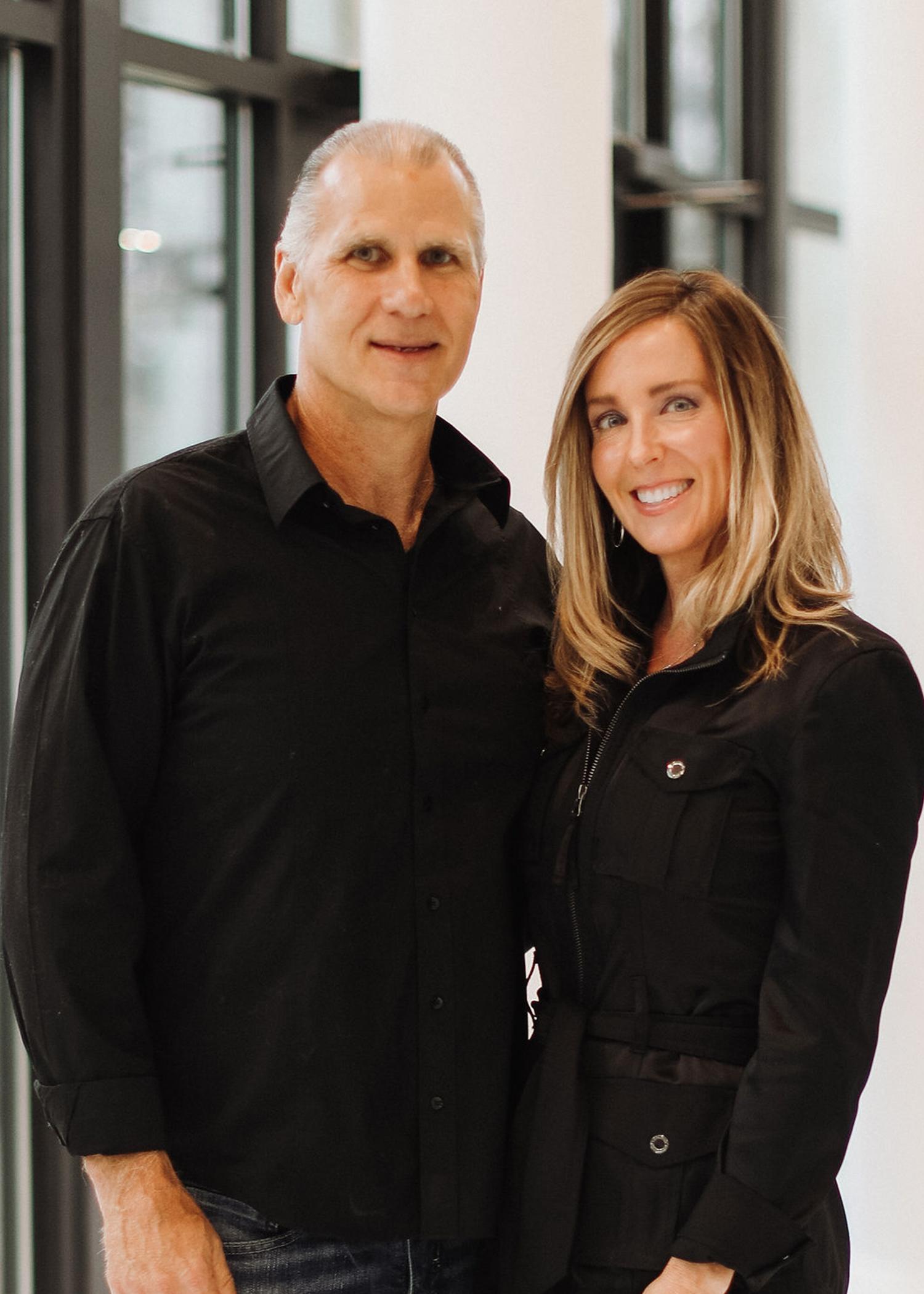 Rick & Susan Parsons